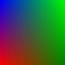 Unityと同じ方法で16bitカラーに変換した画像
