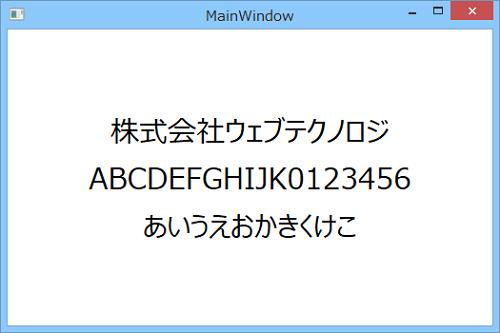 Windows 8.1で実行した画面