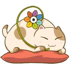 ネコのデザイン